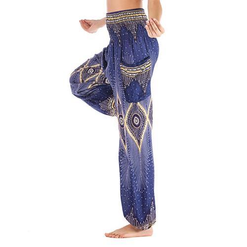 Bohemia Women Dancing Loose yoga harem pants