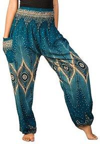 wholesale yoga harem pants with digital Print