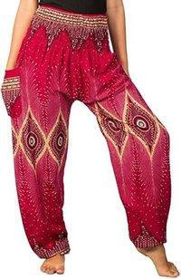 ladies thai Harem baggy gym Harem Pants