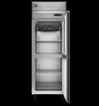 Aircooled 2 Door Refrigerator