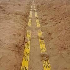 Under Ground Warning Tape