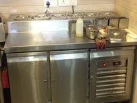 AV PLR1500 (Pizza Liner Refrigerator)