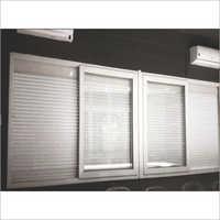Horizontal Sliding Window Shutter
