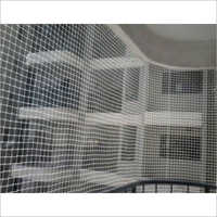 HDPE Invisible Grill