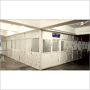 UPVC Soundproof Cabin Partition