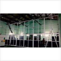 UPVC Warehouse Partition
