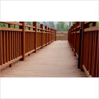 WPC Fencing And Railing Panel