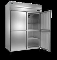 Aircooled 4 Door Freezer 147