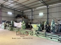 Skoda SR1250 Heavy Duty Lathe Machine
