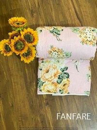 Cotton Printed Summer Quilt/Comforter