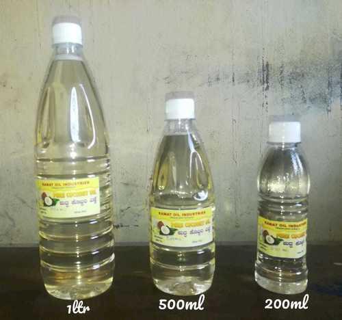 Edible oil bottles