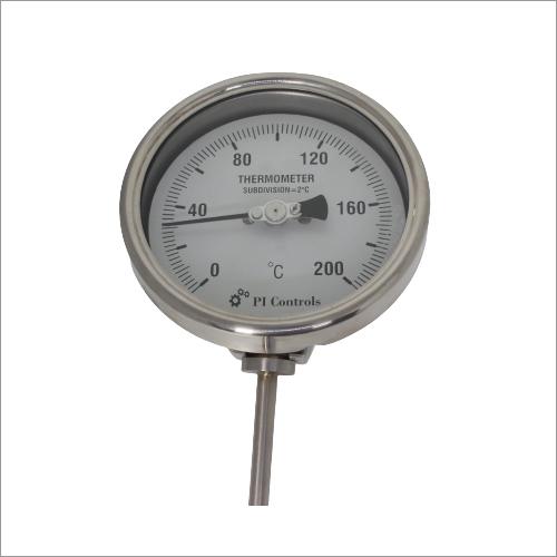 Bimetal Industrial Temperature Gauge