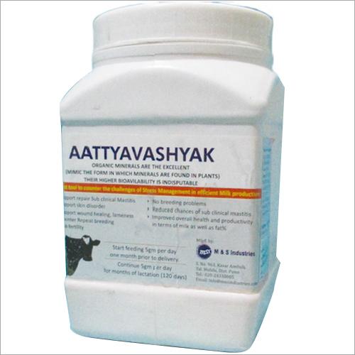 Organic Aattyacashyak Supplement