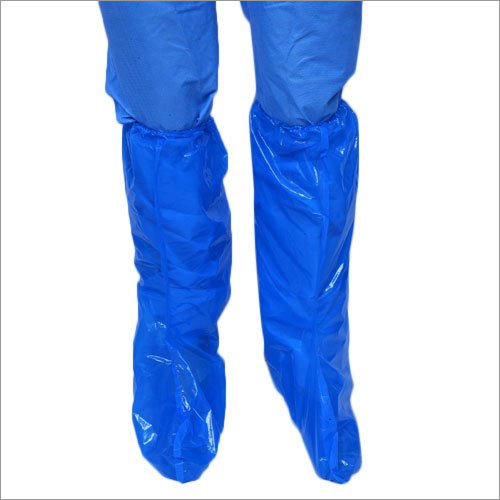 Disposable Shoes Cover With Knee Length