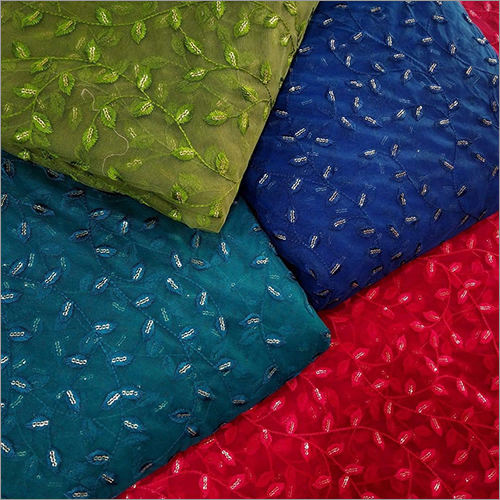 Net Sequence Jal Fabric