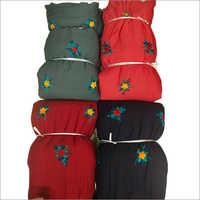 Rayon Work Fabric