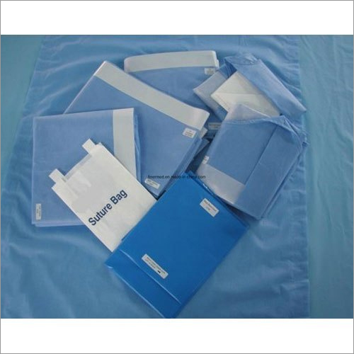 Hospital Surgical Drapes Pack