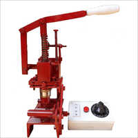 Name Printing Machine With Temperature Controller