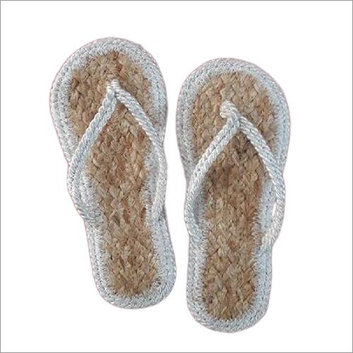 Natural Jute Slippers