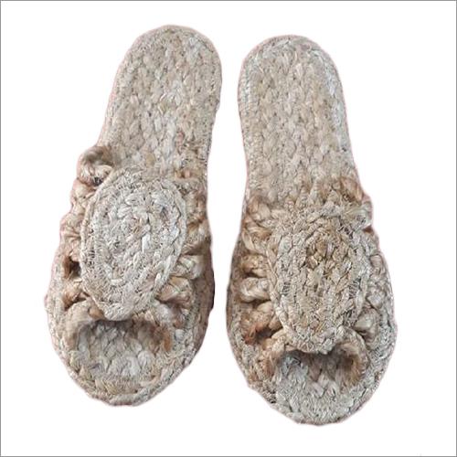 Fancy Jute Slippers