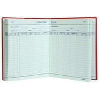 Mahavir Collection Book - No.7 (20.5cm x 16cm) - Payment Record Book - 288 Pages
