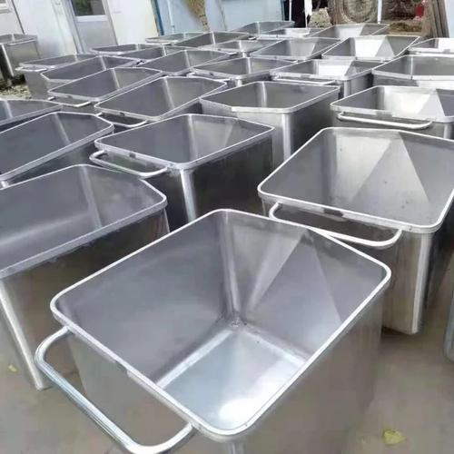 Stainless steel Eurobin