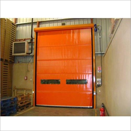 High Speed PVC Door Roll Up Door