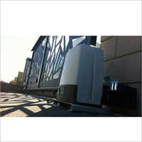 Mild Steel Automatic Residential Sliding Gate