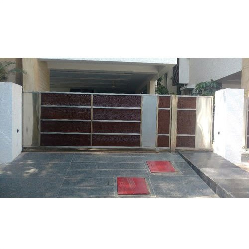 Automatic Residential Sliding Gate
