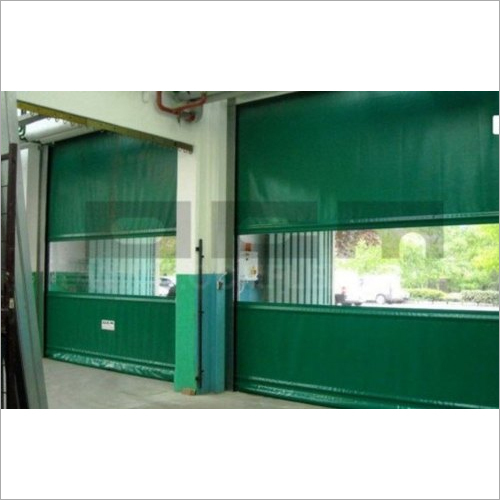 Roll Up Doors For Emergency Rooms
