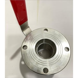 S.S 304 65MM Ball Valve Solid Ball