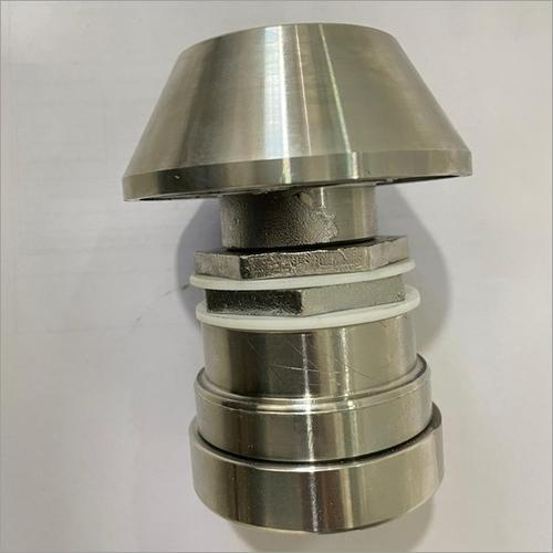 SS304 Pressure Cum Vacuum Valve