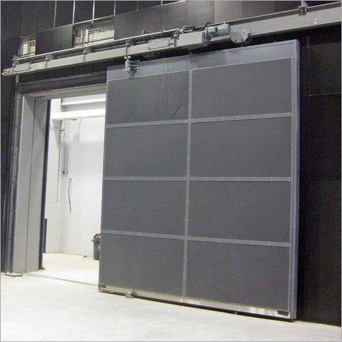 Sliding Hanger Doors