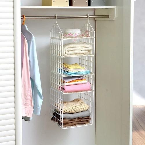 5 Layer Hanging Folding Cloth Rack