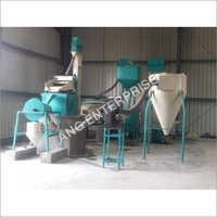 Quinoa Processing Plant