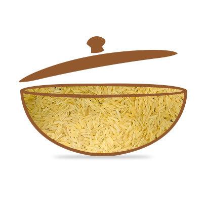 Pesticide Free 1121 Golden Sella Basmati Rice