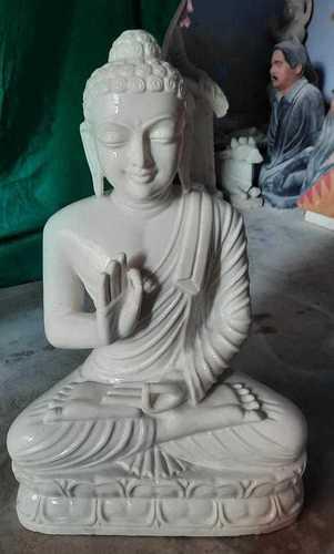 Marble Handmade Buddha Statue