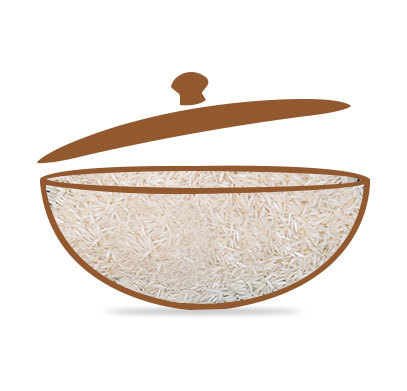 Pesticide Free 1121 Steam Basmati Rice