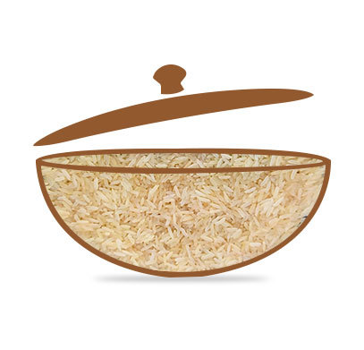 Pesticide Free PR 11 Golden Sella Rice