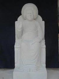 Sathya Sai Marble Statue