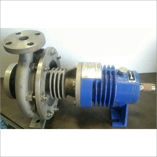 SS 316 Air-Cooled Edible Oil Pumps