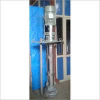 Vertical Pumps for Molten Lead