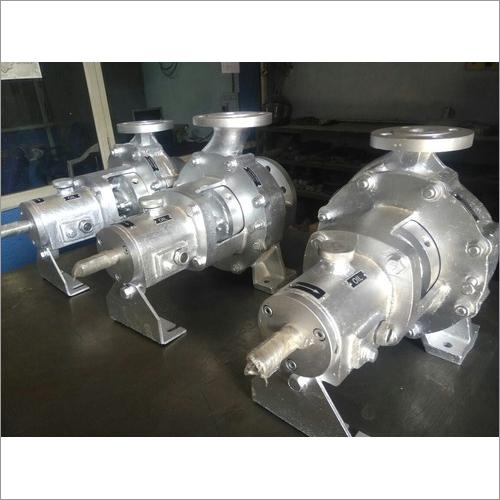 Hot Oil Pumps