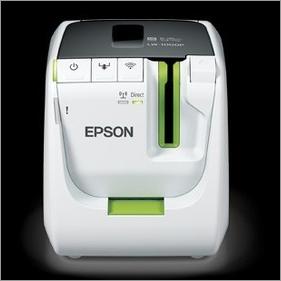 Lw-1000P Epson Label Works Black Print Speed: 35 Mm/Sec Ppm