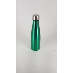 Stainless Steel Hot and Cold Water Bottle 500 ML Flat Bottom