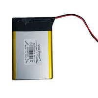3.7V 6000mAh Li-Polymer Rechargeable Battery