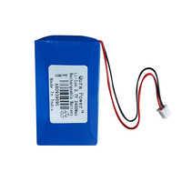 3.7V 2400mAH Li-ion Rechargeable Battery