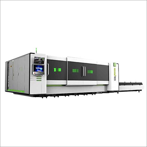 Fiber Laser Sheet - Tube Metal Cutting Machine