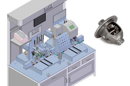BAKER GAUGES Customised Gauging Solution - Transmission - Case Differential