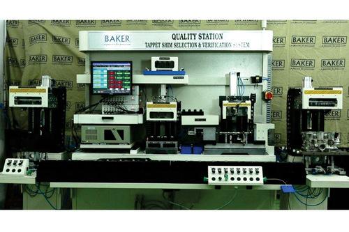 BAKER GAUGES Shim & Spacer -Cylinder Head Tappet Shim Selection